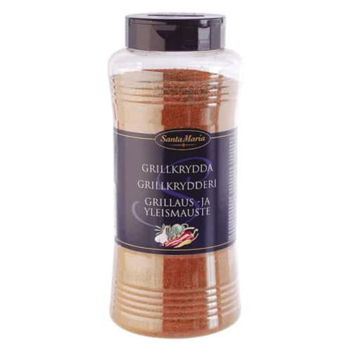 BBQ Spice (Grillkrydda) 800g