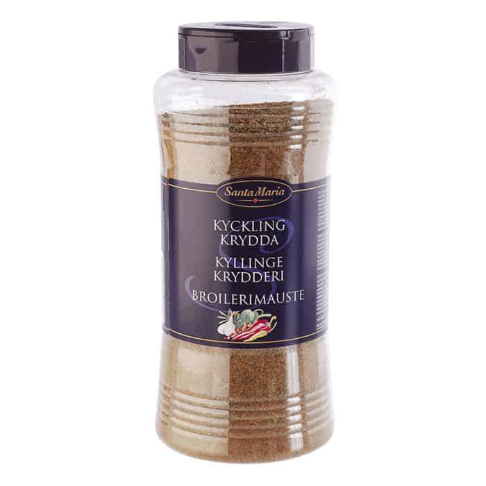 Chicken Spice (Kycklingkrydda) 750g