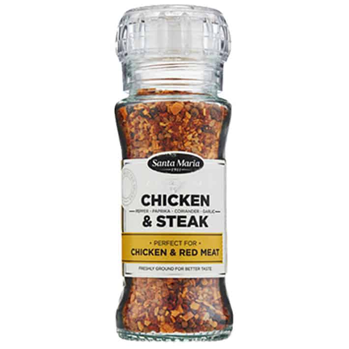 Chicken & Steak
